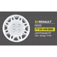 Jant Kapağı 13 inc Clio Kango R19