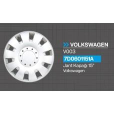 Jant Kapağı 15 inc Volkswagen